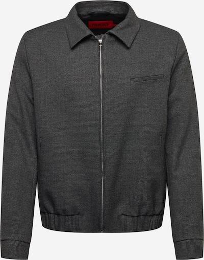 HUGO Jacke in grau / anthrazit, Produktansicht