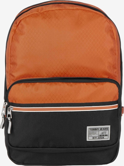 Tommy Jeans Rucksack 'College' in orange: Frontalansicht