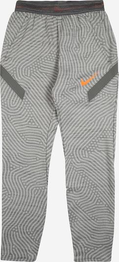NIKE Sportovní kalhoty 'Strike' - světle šedá / tmavě šedá, Produkt