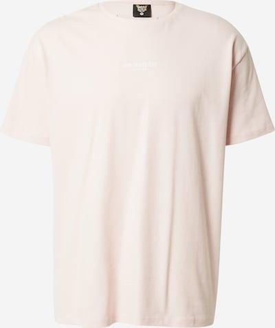 PARI T-Shirt 'SPORTS CLUB' en rose pastel / blanc, Vue avec produit