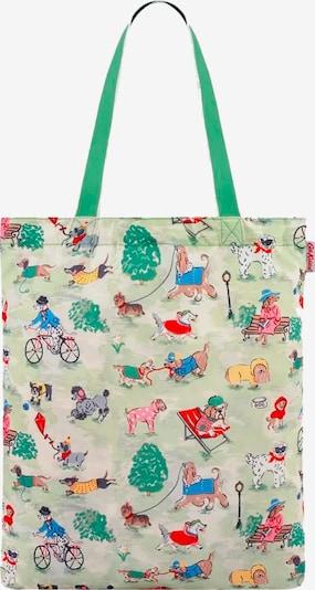 Cath Kidston Shopper in hellgrün / mischfarben, Produktansicht
