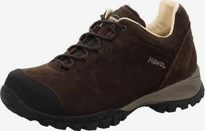 MEINDL Lage schoen in de kleur Donkerbruin, Productweergave