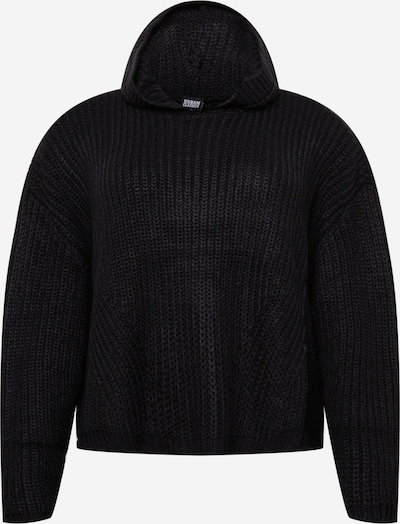 Urban Classics Curvy Jersey en negro, Vista del producto