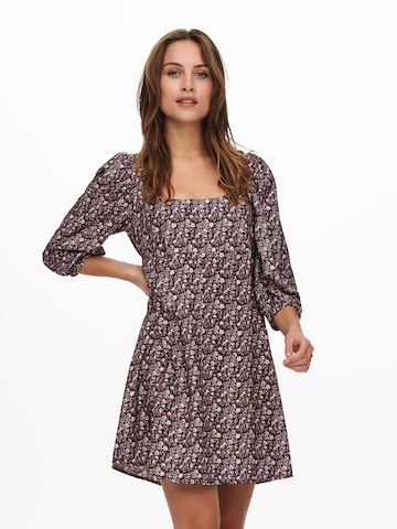 ONLY Dress 'Candy' in Brown