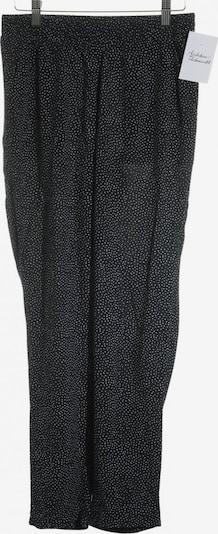 H&M Haremshose in XS in dunkelblau / weiß, Produktansicht