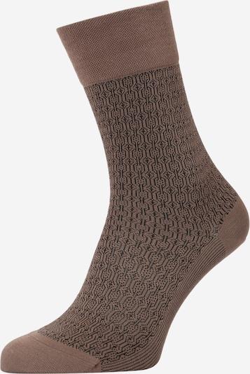 FALKE Sockor i brokad / svart, Produktvy