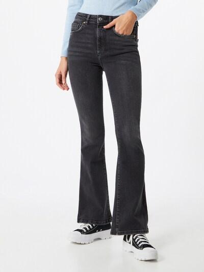 Gina Tricot Jeans 'Meja' in schwarz, Modelansicht