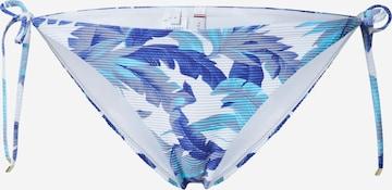Slip costum de baie de la Tommy Hilfiger Underwear pe albastru