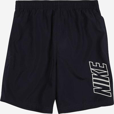 NIKE Športne hlače 'Academy' | temno modra / bela barva, Prikaz izdelka