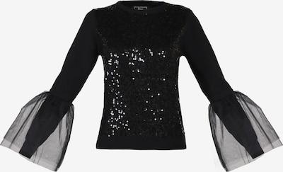 faina Pullover in schwarz, Produktansicht