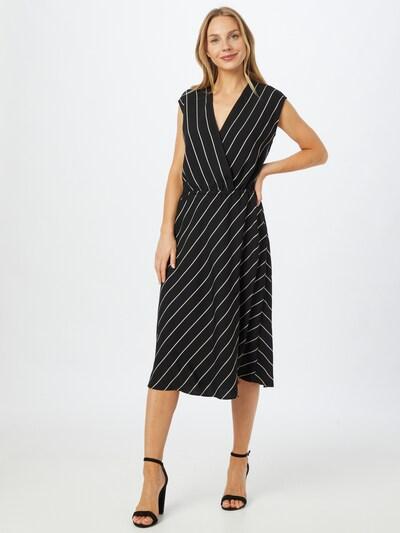 fekete / fehér Lauren Ralph Lauren Estélyi ruhák 'JADALEE', Modell nézet
