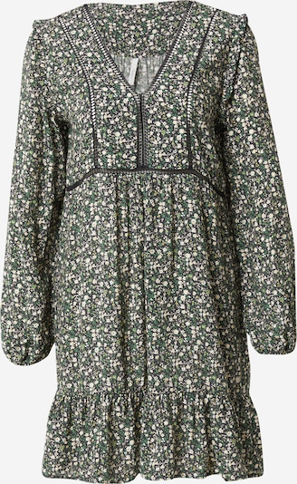 Pepe Jeans Dress 'EMILY' in Green / White, Item view
