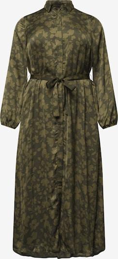 Guido Maria Kretschmer Curvy Collection Shirt Dress 'Georgia' in Green, Item view
