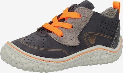Pepino Chaussure basse en gris / gris foncé, Vue avec produit