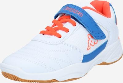 KAPPA Superge 'Droum II' | nebeško modra / oranžna / korala / bela barva, Prikaz izdelka