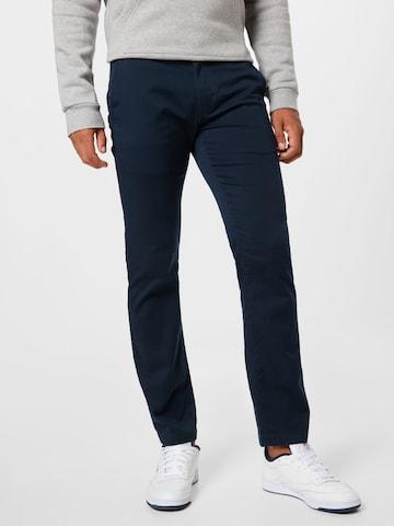 Pantalon chino 'FRICKIN' Volcom en bleu