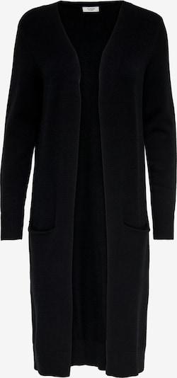 JDY Strick-Cardigan in schwarz, Produktansicht