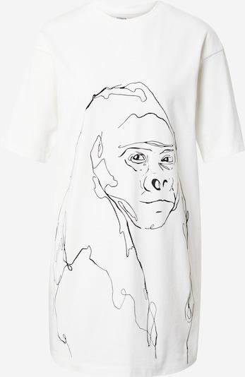 ABOUT YOU x MOGLI Camiseta 'Josefin' en offwhite, Vista del producto