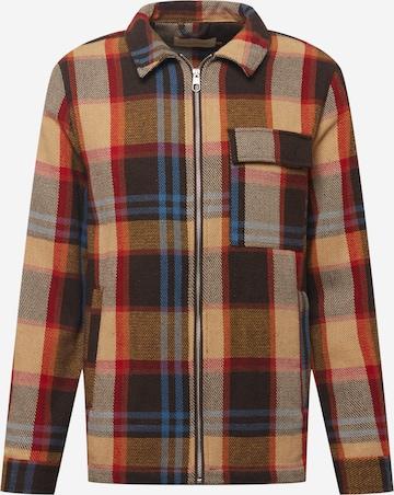 Revolution Between-Season Jacket in Brown