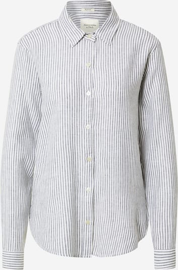 Abercrombie & Fitch Blouse in Blue / White, Item view
