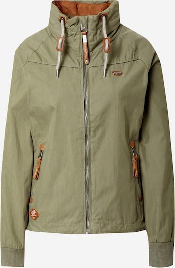 Ragwear Jacke 'Apoli' in khaki / apricot, Produktansicht