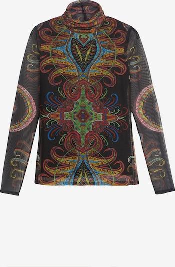 Desigual Shirt 'VARSOVIA' in de kleur Gemengde kleuren / Zwart, Productweergave