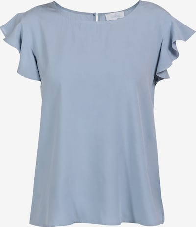 usha BLUE LABEL Blusenshirt in blau, Produktansicht