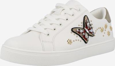 ALDO Sneaker 'CINDRA' in gold / weiß, Produktansicht