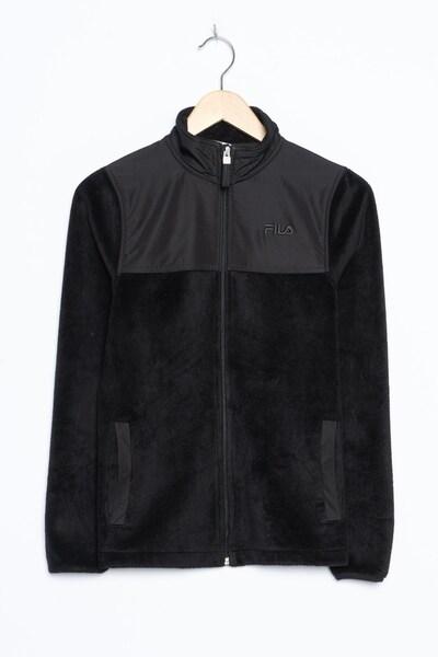 FILA Fleece in XS in schwarz, Produktansicht