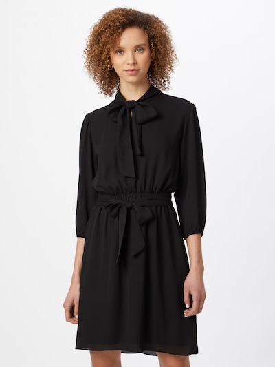 Rochie Trendyol pe negru, Vizualizare model