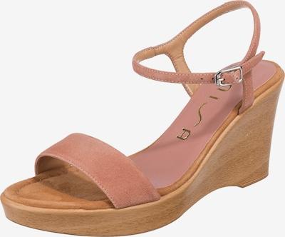 UNISA Sandalette 'Rita' in rosa, Produktansicht