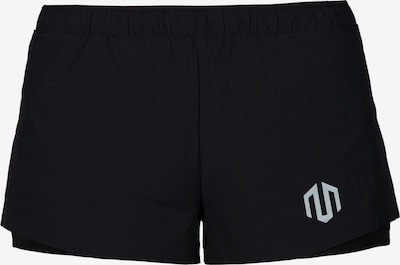 MOROTAI Sporthose in schwarz / weiß, Produktansicht
