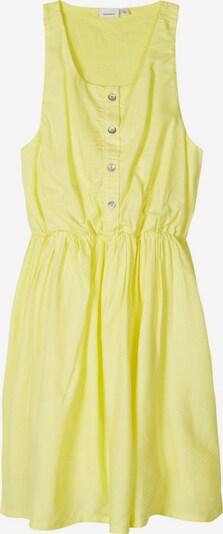 NAME IT Robe en jaune, Vue avec produit