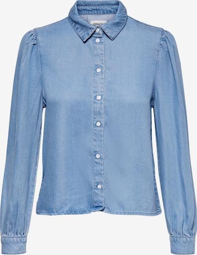 ONLY Μπλούζα 'BILLIE' σε μπλε ντένιμ, Άποψη προϊόντος