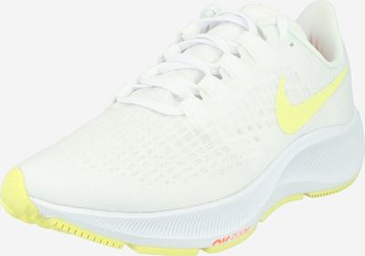 NIKE Chaussure de course en blanc, Vue avec produit
