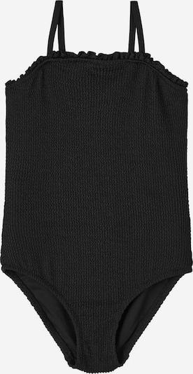 NAME IT Maillot de bain 'Filippa' en noir, Vue avec produit
