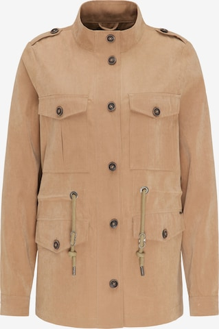 DreiMaster Vintage Between-Season Jacket in Beige
