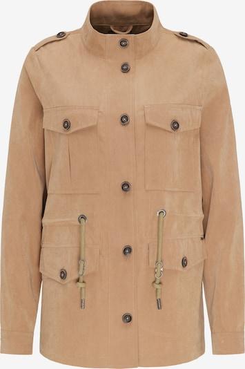 DreiMaster Vintage Tussenjas in de kleur Donkerbeige, Productweergave