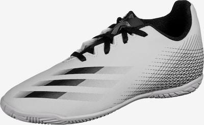 ADIDAS PERFORMANCE Fußballschuh 'X Ghosted' in schwarz / weiß, Produktansicht