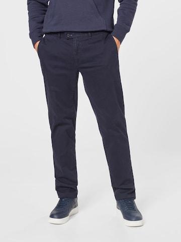 Pantalon chino 'FELIX' BRAX en bleu