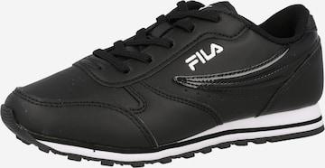 melns FILA Brīvā laika apavi 'Orbit'