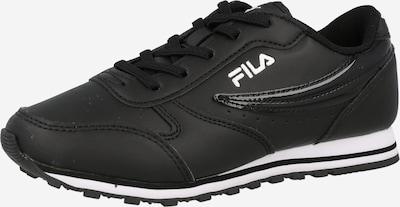 FILA Sneaker  'Orbit' in schwarz, Produktansicht