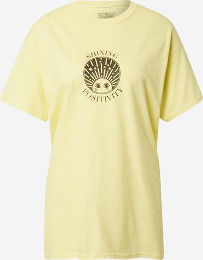 Daisy Street Shirt 'TYLER' in Yellow / Black, Item view