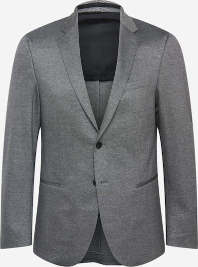Giacca da completo 'Norwin' BOSS di colore grigio scuro / bianco, Visualizzazione prodotti