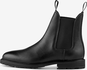 Shoe The Bear Boots ' STB-AVERY CHELSEA L ' in Schwarz