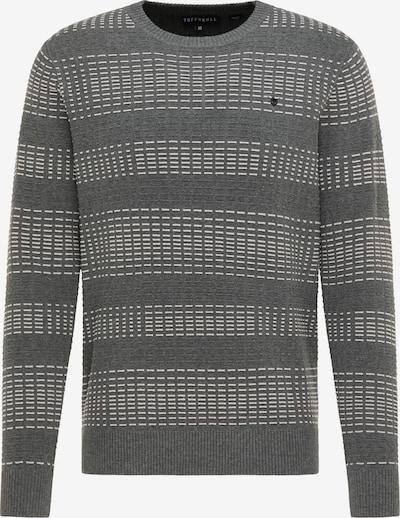 Pullover TUFFSKULL di colore grigio / bianco, Visualizzazione prodotti