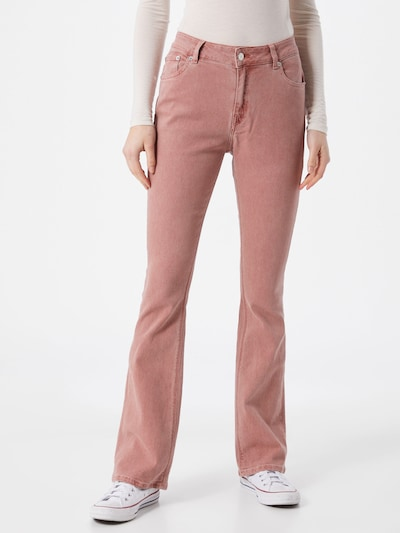 MUD Jeans Jeans 'Hazen' in altrosa, Modelansicht