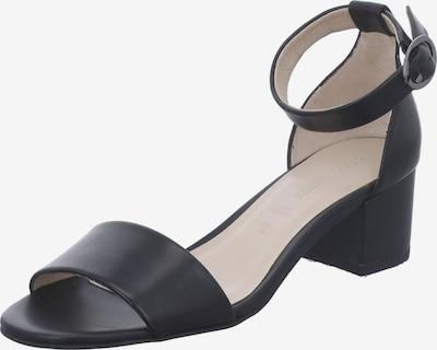 GERRY WEBER SHOES Sandale 'Gilona' in schwarz, Produktansicht