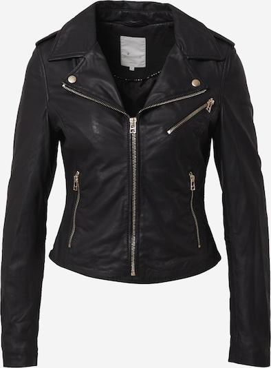 Goosecraft Tussenjas 'Nadine' in de kleur Zwart, Productweergave