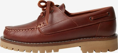 MANGO KIDS Schuh in braun, Produktansicht
